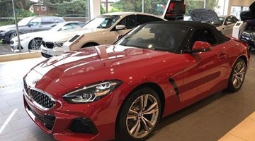 Z4 30i M Sport Convertible