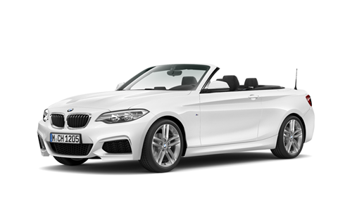 BMW 220i M Sport Convertible