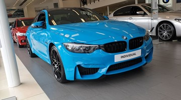 M4 Competition Package Coupe