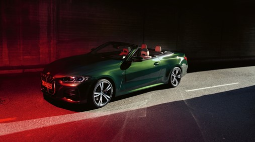 The New 4 Series Convertible