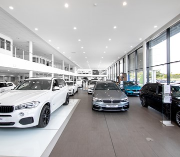 About Your Local BMW Retailer | Cooper Norwich