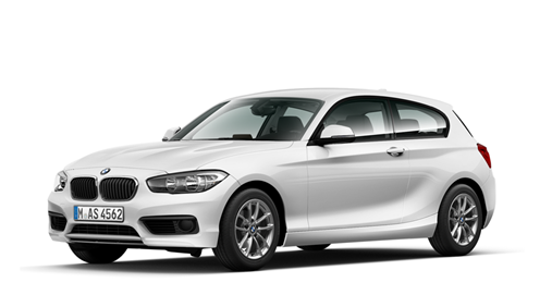 BMW 116d SE 3-door Sports Hatch