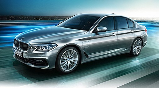 5 Series iPerformance Saloon
