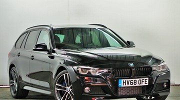 BMW 330d Xdrive Shadow Edition Touring HV68OFE