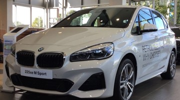 BMW 225xe M Sport Active Tourer