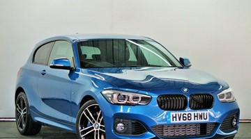 118i M Sport Shadow Edition 3-door - HV68HWU