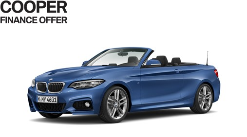 BMW 218i M Sport Convertible