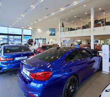 About Your Local BMW Retailer | Vines of Redhill
