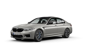 BMW M5 Competition Pack Saloon