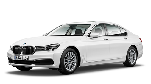 BMW 730d Exclusive Saloon