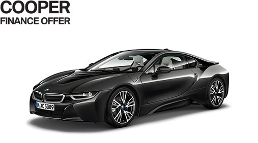 BMW New BMW i8 Coupe