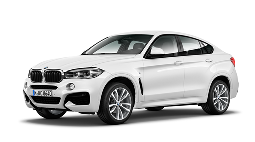 BMW X6 xDrive40d M Sport Edition
