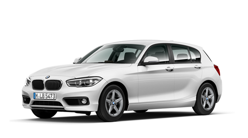 BMW 116d SE 5-door Sports Hatch