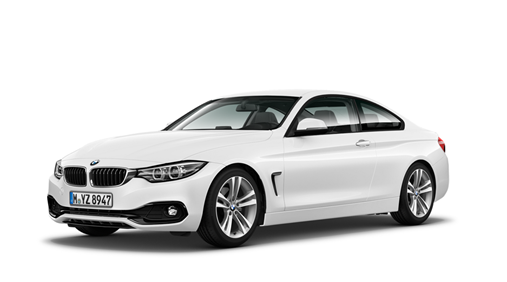 BMW 420d Sport Coupe