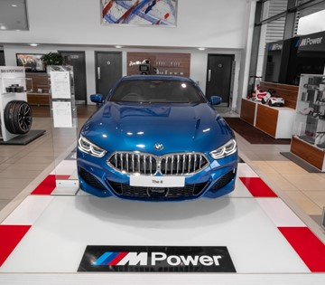 About Your Local BMW Retailer | Marshall Bournemouth