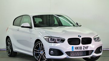 118i M Sport Shadow Edition 3-door - HK18ZHF