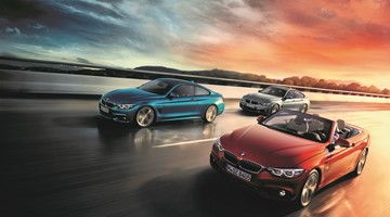 Unbelievable savings on nearly new BMWs. VISIT: www.marshall.co.uk/bmw