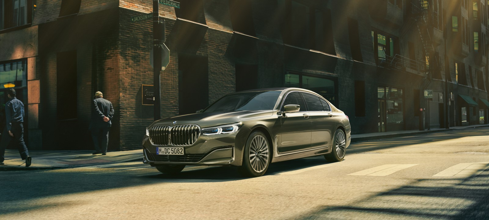 The new BMW 7 Series Saloon | Sytner Sunningdale BMW