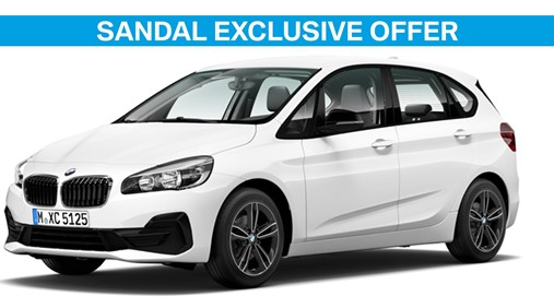 BMW 218d Sport Active Tourer