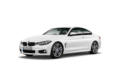 BMW 435d xDrive M Sport Coupe
