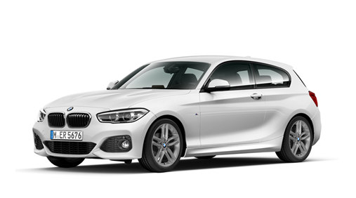 BMW 120d M Sport 3-door Sports Hatch