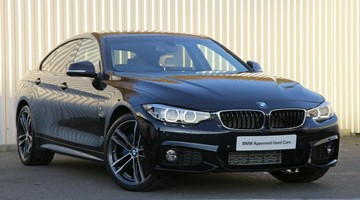 BMW xDrive M Sport Gran Coupe