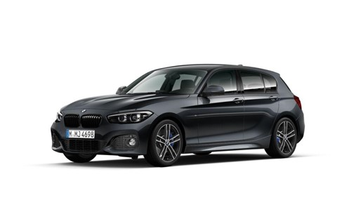 BMW 118i M Sport 5-door Shadow Edition