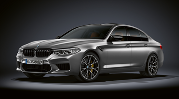 **STOCK OFFER - IMAGE IS FOR DEMONSTRATION PURPOSES ONLY** M5 Saloon