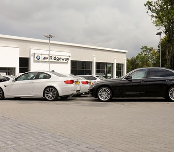 About Your Local BMW Retailer | Marshall Hampshire