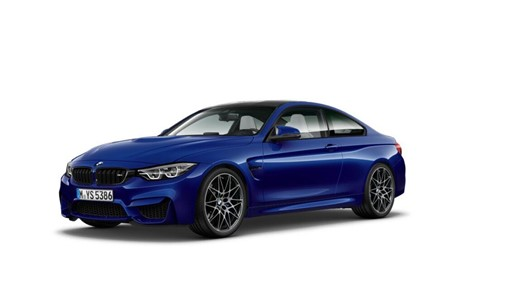 BMW M4 Coupe Competition Package