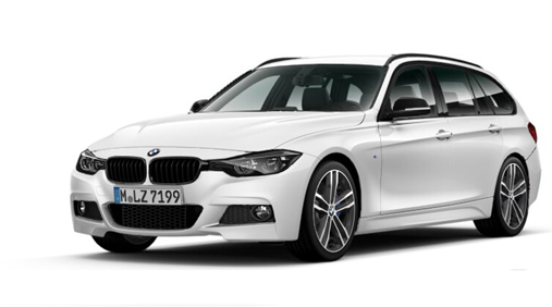 BMW 320i M Sport Shadow Edition