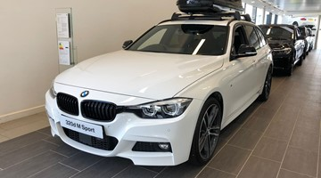 320d M Sport Touring Shadow Edition