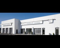 Halliwell Jones Chester Aftersales Centre