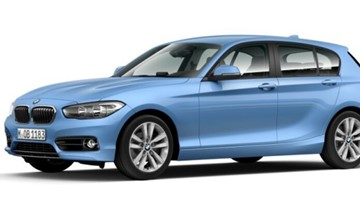 BMW 118i Sport 5 Door Hatch