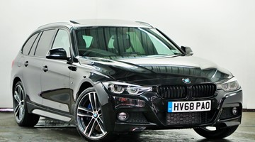 BMW 330d Xdrive Shadow Edition Touring HV68PAO