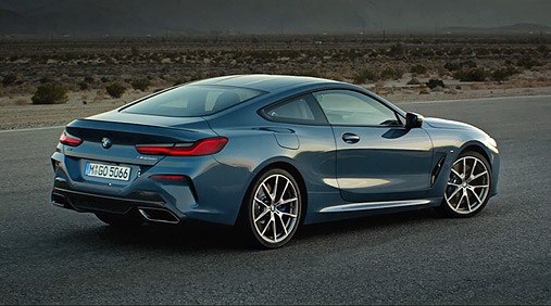 The new 8 Series Coupe