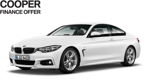 BMW 420d M Sport Coupe