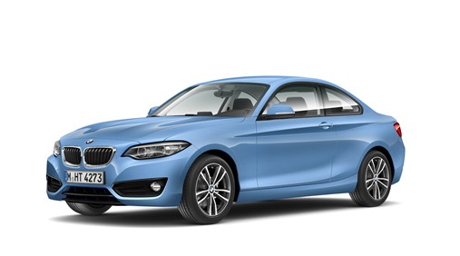 BMW 218d Sport Coupe