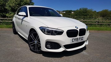 BMW 1 Series Shadow Editions