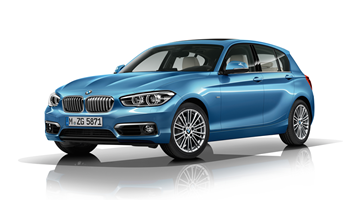 **STOCK OFFER - IMAGE IS FOR DEMONSTRATION PURPOSES ONLY** 118d Sport