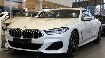 BMW 840i M Sport Gran Coupe