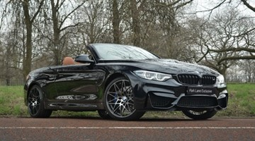 BMW M4 Convertible Comp Pack