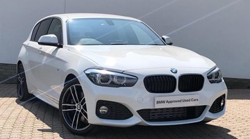 SN19KGD - 116d M Sport Shadow Edition 5 Door