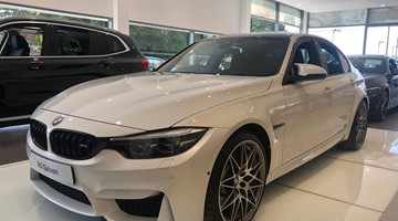M3 Competition Package Saloon