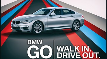 Why wait? With BMW GO at John Clark Aberdeen you can drive away in your new BMW today! With fantastic offers on cars that are available for immediate delivery, don't delay!