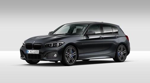 BMW 118d M Sport Shadow Edition