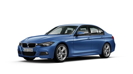 BMW 320d EfficientDynamics Plus Saloon