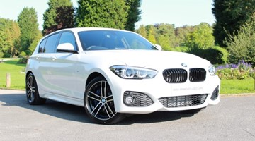 116d M Sport Shadow Edition 5-door