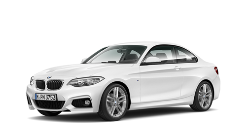 BMW 218d M Sport Coupe