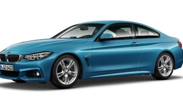 BMW 430d M Sport Coupe